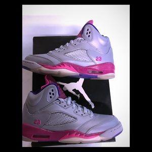 Nike Air Jordan 5 Retro • Youth